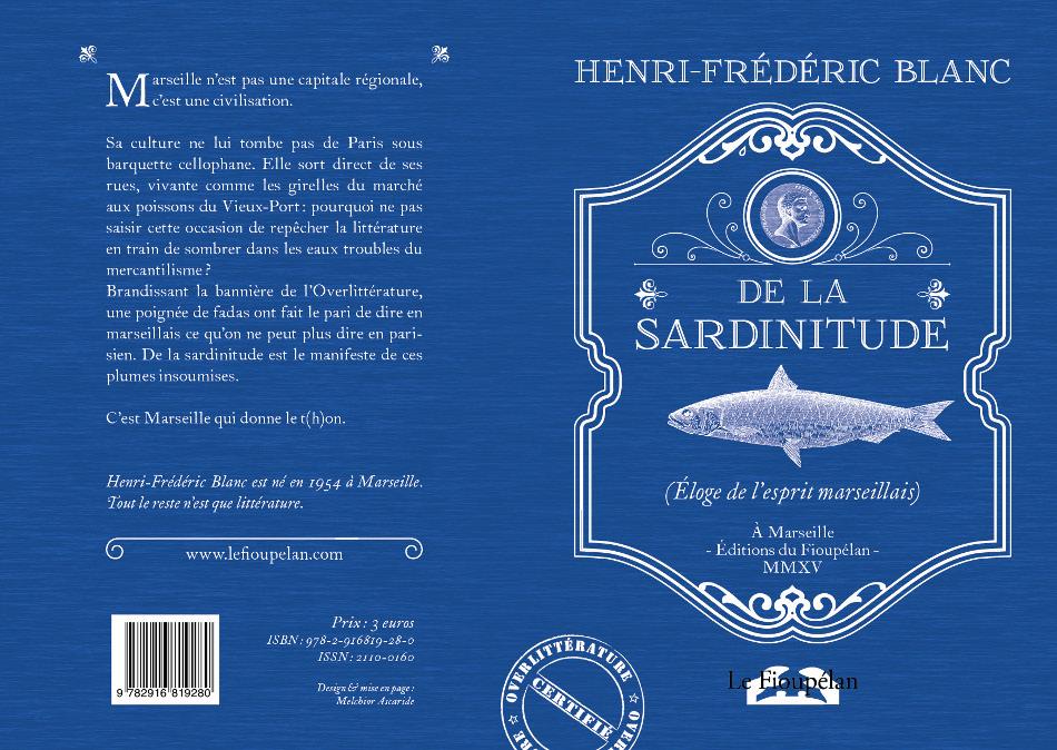 De la Sardinitude