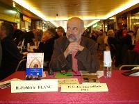 Henri-Frédéric Blanc au CARRE DES ECRIVAINS, Marseille, 2011