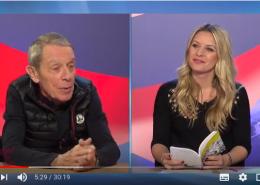 Jean Contrucci, émission C'est le Sud, Provence Azur, 5 janvier 2018