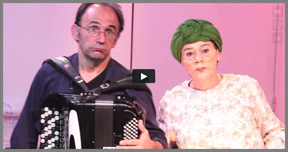 Mademoiselle Espérance, pièce de Gilles Ascaride mise en scène par Julien Asselin, bande-annonce