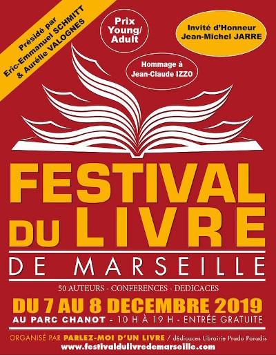 Festival du Livre de Marseille 2019