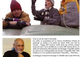 Gégé et Jéjé, spectacle de Gilles Ascaride, avec Gérard Andréani et Gilles Ascaride